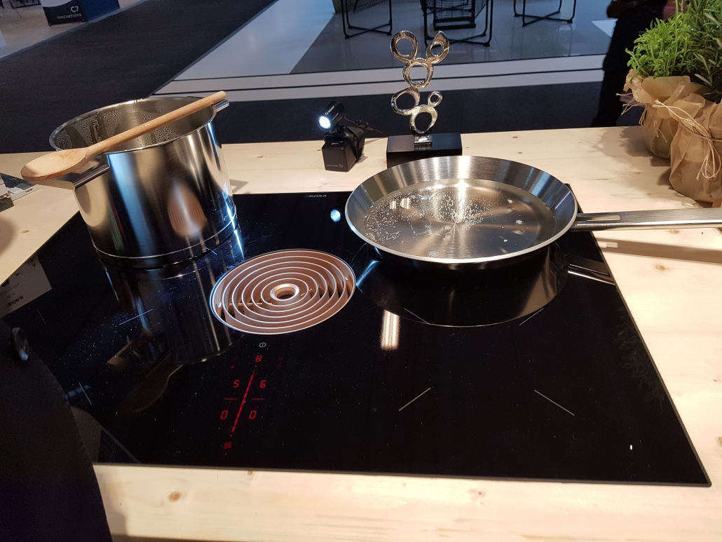 Bora Plaque De Cuisson visite du salon professionnel des cuisinistes sadecc 2019